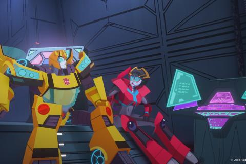 """Nowe odcinki """"Transformers: Cyberverse"""" w Cartoon Network"""