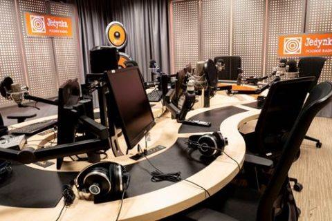 Nowe multimedialne studio radiowej Jedynki