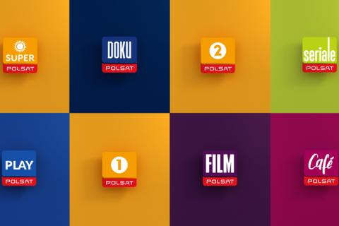Grupa Polsat zmienia logotypy i oprawę antenową swoich kanałów